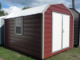 Outdoor Options- Garden Shed- Portable s