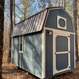 OUTDOOR- Wooden Mini Barn- Debra Waugh-