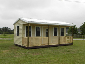 Lark Lapsider Side Cabin with 4' porch