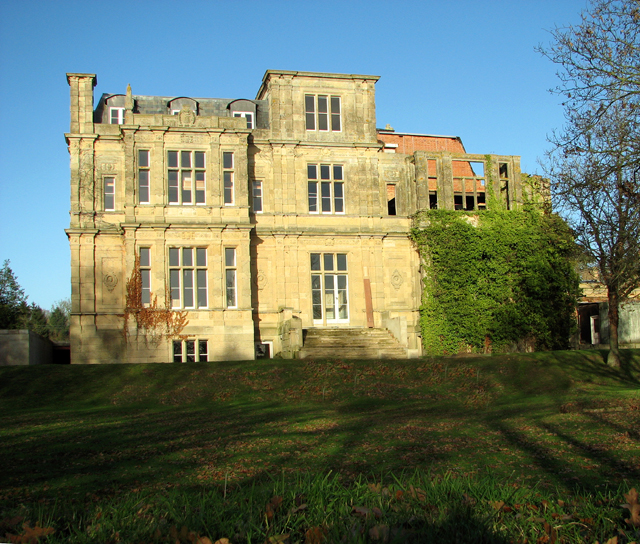 BYLAUGH HALL