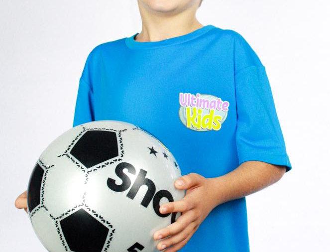 BLUE- Ultimate Kids T-Shirt