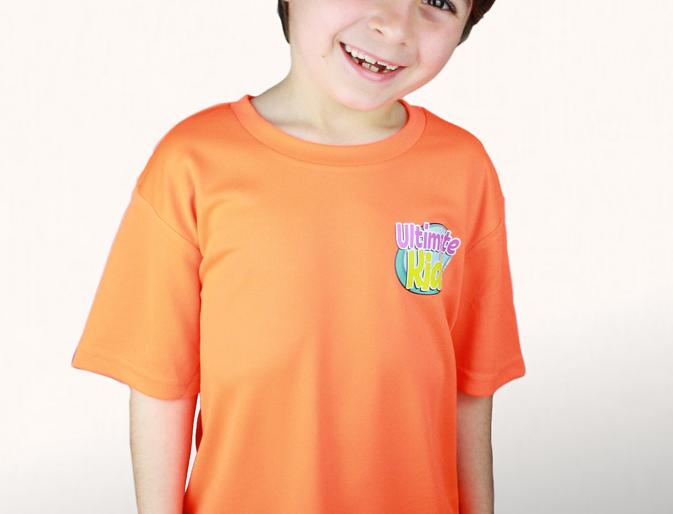 ORANGE- Ultimate Kids T-Shirt
