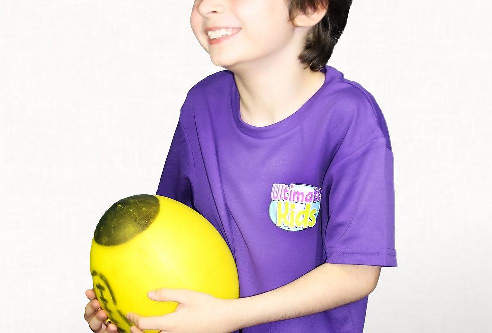 PURPLE- Ultimate Kids T-Shirt