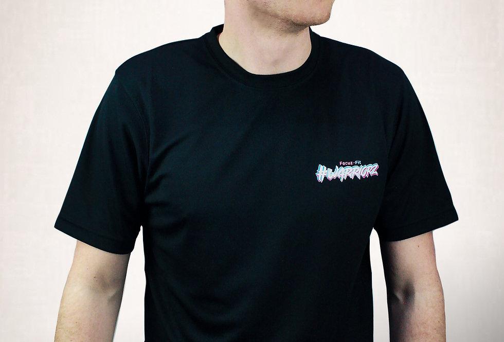 BLACK- #WARRIORZ T-Shirt