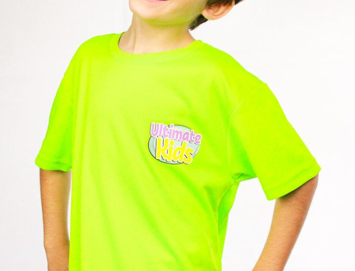 GREEN- Ultimate Kids T-Shirt