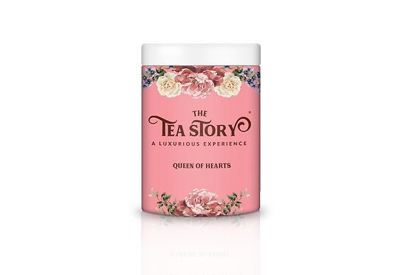 Queen Of Hearts Loose Leaf Tea Collection