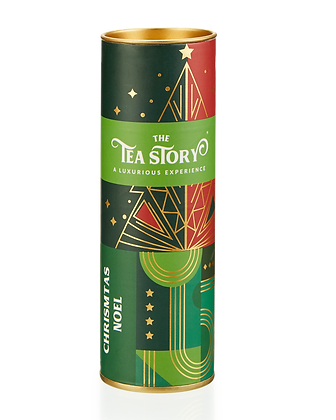 Christmas Noel Tea Tube Collection