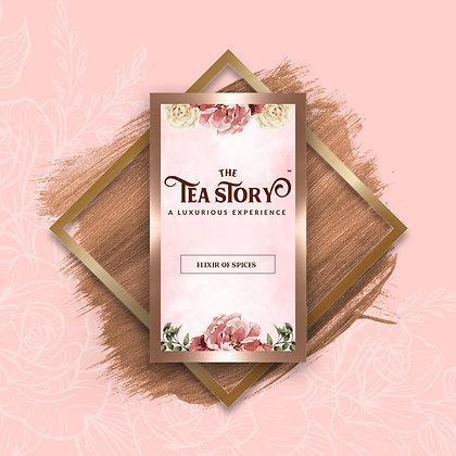 Elixir Of Spices Single Tea Box Collection