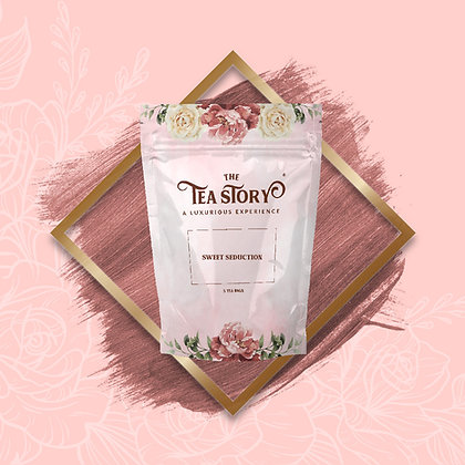 Sweet Seduction Tea Pouch Collection