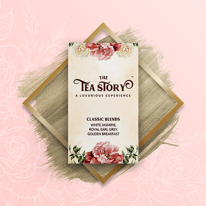 Classic Blends Assorted Tea Box Collection