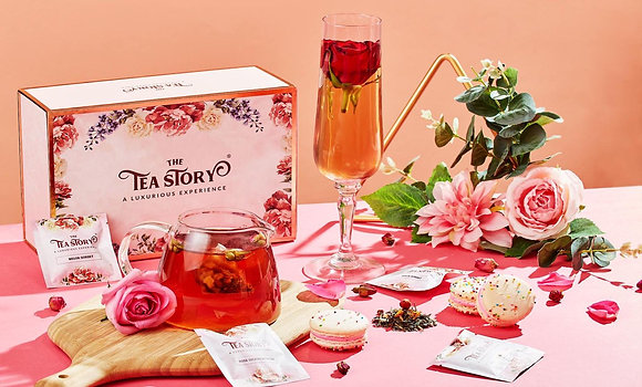Luxury Gift Set Collection (3 Assorted Tea Boxes)