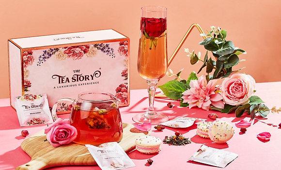 Luxury Gift Set of 3 Assorted Tea Boxes