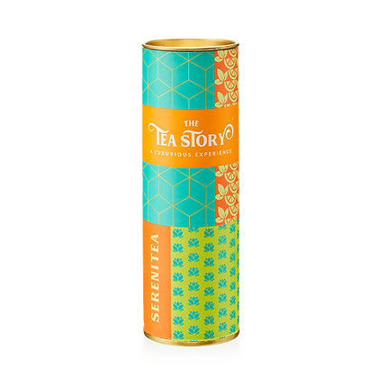 Serenitea Tea Tube Collection