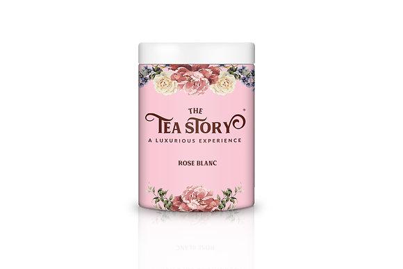 Rose Blanc Loose Leaf Tea Collection