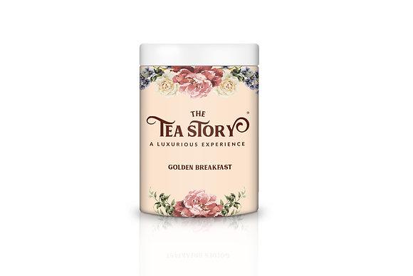 Golden Breakfast Loose Leaf Tea Collection