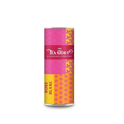 Rose Blanc Tea Tube Collection