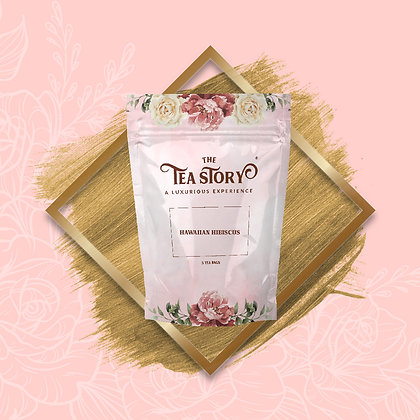 Hawaiian Hibiscus Tea Pouch Collection