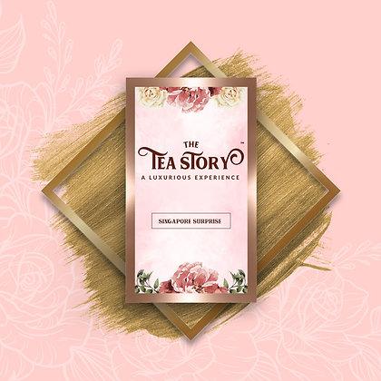 Singapore Surprise Single Tea Box Collection