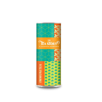 Immunitea Tea Tube Collection