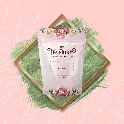 Detoxtea Tea Pouch Collection