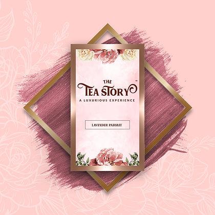 Lavender Parfait Single Tea Box Collection