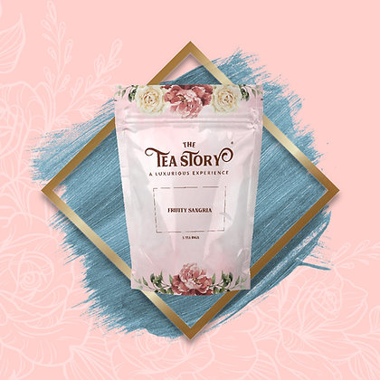 Fruity Sangria Tea Pouch Collection