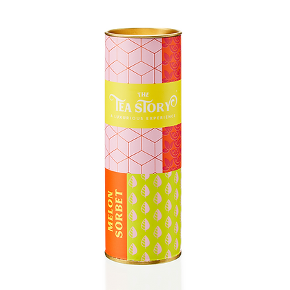 Melon Sorbet Tea Tube Collection
