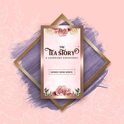 Jasmine Creme Brulee Single Tea Box Collection