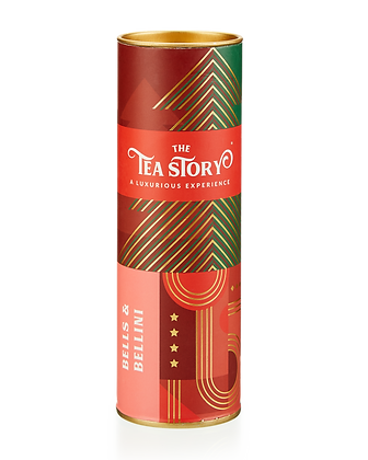 Bells & Bellini Tea Tube Collection