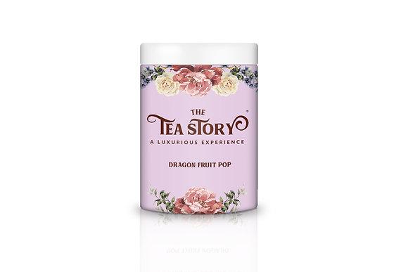 Dragon Fruit Punch Loose Leaf Tea Collection