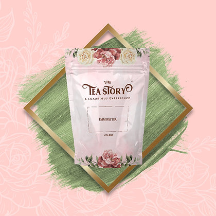 Immunitea Tea Pouch Collection