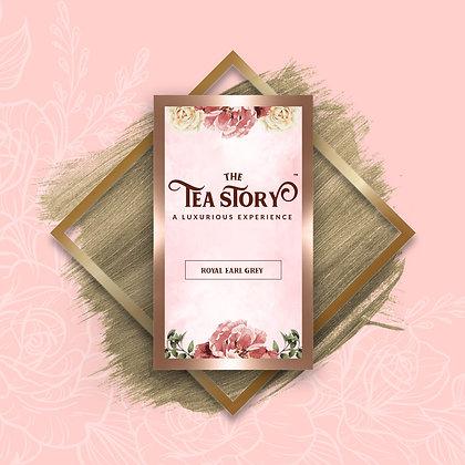 Royal Earl Grey Single Tea Box Collection