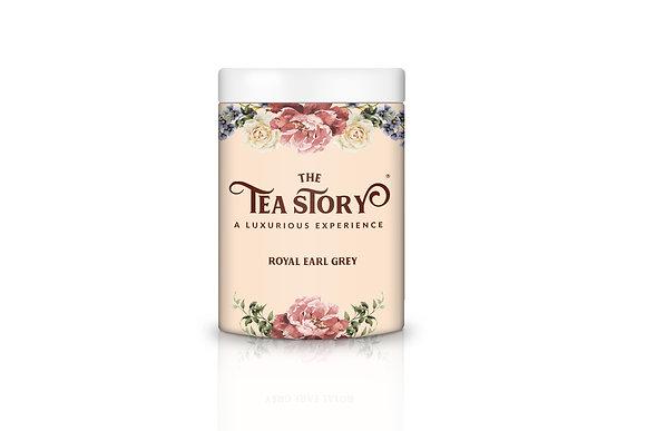 Royal Earl Grey Loose Leaf Tea Collection