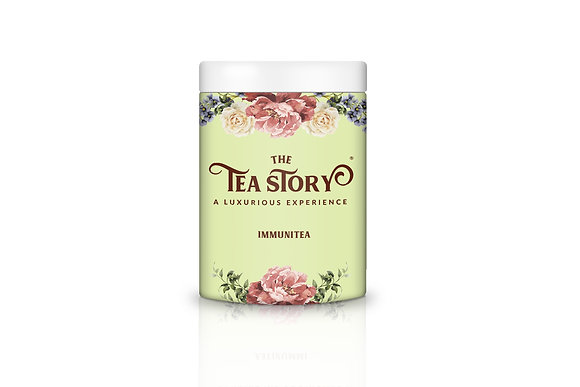 Immunitea Loose Leaf Tea Collection