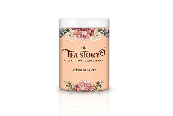 Elixir of Spices Loose Leaf Tea Collection
