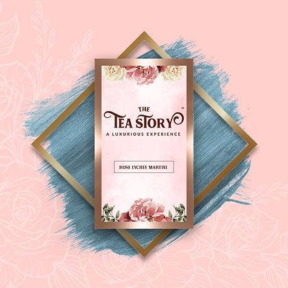 Rose Lychee Martini Single Tea Box Collection