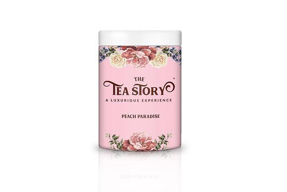 Peach Paradise Loose Leaf Tea Collection