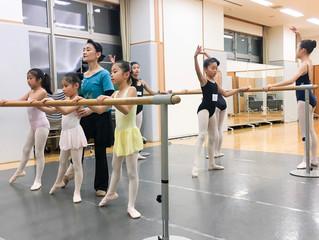 《平井》バレエ講師として指導をしております☺
