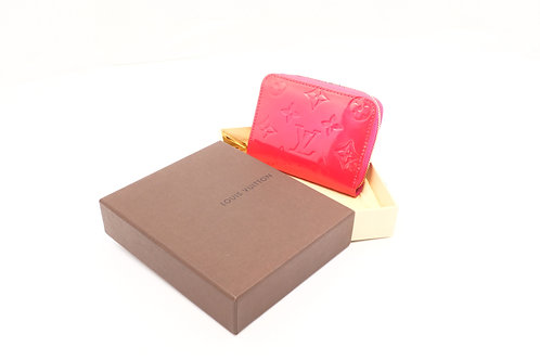 Louis Vuitton coin case vernis