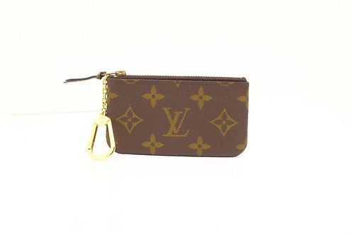 Louis Vuitton Pochette Cles in Monogram Canvas
