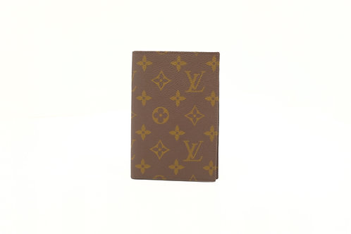 buy preloved authentic Louis Vuitton Notebook cover