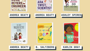 Author Read-Alouds: Growth Mindset and Wellness Editions