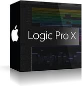 We mix with Logic Pro X!