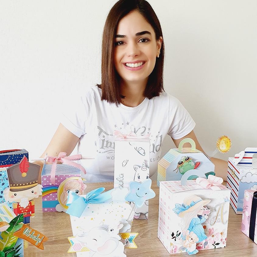 Cómo empezar tu negocio de papelería creativa - Taller online en vivo (Grupal)