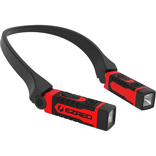 EZ-Red ANYWEAR Rechargeable Neck Light - 300 Lumens