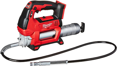 MILWAUKEE 2646-20 M18 2 Speed Grease Gun - Bare Tool