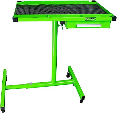 KTool International Heavy Duty Tear Down Tray and Work Table with Drawer