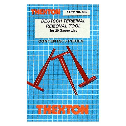 Thexton Deutsch Terminal Removal Tool