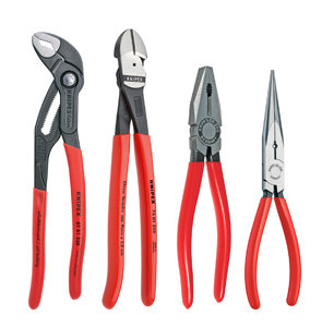 Knipex 4 Piece Plier Set
