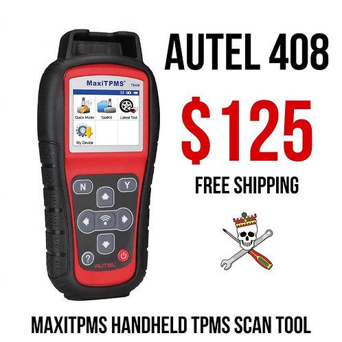 Autel MaxiTPMS Handheld TPMS Scan & Diagnostic Tool